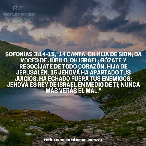 06 de Junio: Demos gloria a Dios